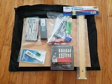 Alvin Drafting Tools - Made in Germany - Brand new Tools, Carrying Case/Board