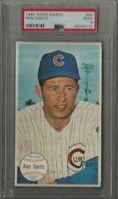 1964 Topps Giants #58 Ron Santo PSA 9 MINT Chicago Cubs Baseball Card