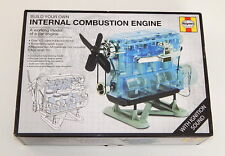 Haynes Build Your Own Internal Combustion Engine: Working Model Of Car Engine
