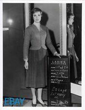 Julie Andrews Sound of Music costume test RARE Photo