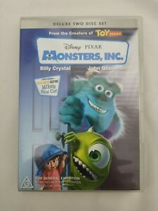 Monsters, Inc. DVD