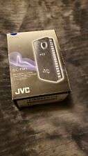 New Open Box JVC GC-FM1 HD MEMORY CAMERA Camcorder -
