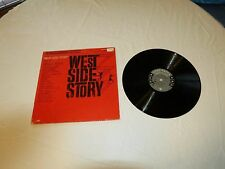 West Side Story Original Sound Track GATEFOLD OL2070 LP Album RARE Record vinyl