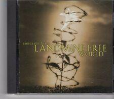 (FX965) Concerts for a Landmine Free World - 2001 CD