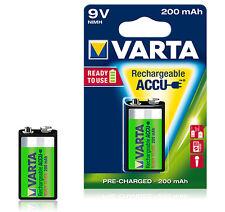 VARTA Power Play NiMH Akku E-block 170mah 9v 56722