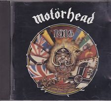 Motorhead-1916 cd album