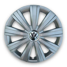 "2011 2012 2013 2014 Jetta 15"" VW Factory Hubcap #790 Priority Mail 5C0601147VZN"