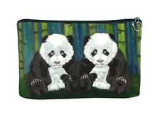 Giant Panda Cosmetic Bag by Salvador Kitti-- Support Wildlife Conservation