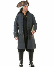 Men's Jack Sparrow Pirate Coat, finest fabric, handmade one by one, very nice!!!