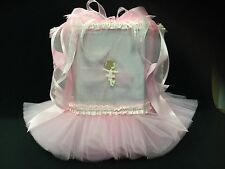 Decorated Gift Card Box, Ballerina,Tutu, Baby Shower, Birthday,Wedding, Sweet 16
