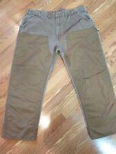 Carhartt upland bird hunting brush,briar pants 42x30