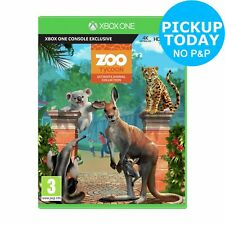 Zoo Tycoon: Ultimate Animal Collection Microsoft Xbox One Game
