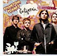 (EM375) Phantom Planet, California - 2005 DJ CD