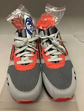 ASICS GEL LYTE 3 III RONNIE FIEG KITH SUPER RED DS SIZE 12 2010 GRAY/RED