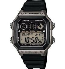 Men's Sport 100 Metres/10 ATM Water Resistance Wristwatches