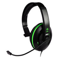 Turtle Beach Ear Force XC1 Chat Communicator Gaming Headset for Xbox 360