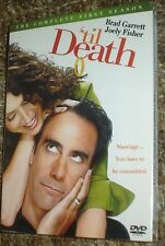'Til Death - The Complete First Season (DVD, 2007, 3-Disc Set), NEW AND SEALED