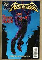 Nightwing #3-1995 nm- 9.2 1st solo series / Brian Stelfreeze