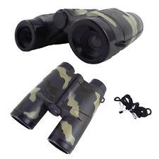 Magnification 4X 35mm Camouflage Children Gift Binocular Telescope Toy OS