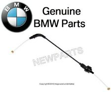For BMW E39 528i Base Sedan 1997-1998 Throttle Cable Genuine 35 41 1 163 018