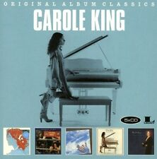 Carole King - Original Album Classics [New CD] Germany - Import