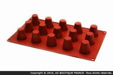 Paderno  Flexipad   Moule flexible en silicone - 15 babas italiens