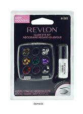 Revlon Glam Occhio Kit con Adesivo. PACK SIGILLATO, NUOVO