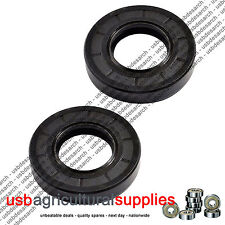 2x NEW DECK BEARING HOUSING OIL SEALS COUNTAX WESTWOOD TRACTOR MOWERS - NEXT DAY