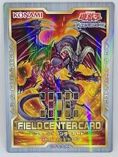 Yu Gi Oh Japanese Field Center Card 20 Anniversary Parallel Red Dragon Archfiend