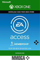 EA Access 1 Monat Abo (Xbox One) Mitgliedschaft Key - Subscription Code 1 Month
