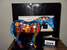 Trail of Painted Ponies ON COMMON GROUND FIGURINE FREE FAST INSURED SHIP!