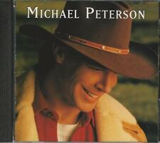Music CD Michael Peterson Self Titled
