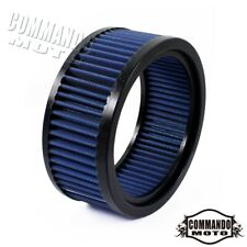 """Motorcycle Air Filter E-3226 Round 4.625"""" ID / 6"""" OD Air Cleaner For Harley"""