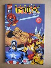 Marvel Mix n°1 1996 L' Uomo Ragno Rogue Nick Fury   [G498]