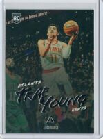 TRAE YOUNG Atlanta Hawks 2018-2019 Panini LUMINANCE ROOKIE #139