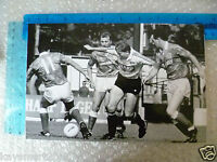 Press Photo- Football Player in action to Goal (Org,apx. 9.5x6.3 cm)