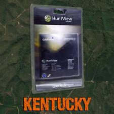 Garmin HuntView Maps Kentucky - Topo for Alpha, Astro, eTrex, Gpsmap, Rino