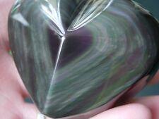 rainbow obsidian polished free form RB07