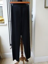 BAY Ladies Women's black work casual trousers size 8