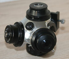 Zeiss Mikroskop Microscope Pankratischer Kondensor: Apl 1,4 / Dunkelfeld / f15mm