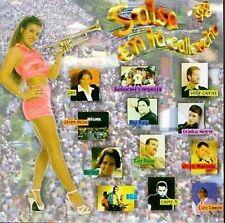 Various Artists : Salsa En La Calle 8 98 CD