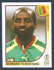 PANINI KOREA/JAPAN WORLD CUP 2002- #381-CAMEROON-BERNARD TCHOUTANG