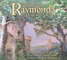 Glazunov: Raymonda, New Music
