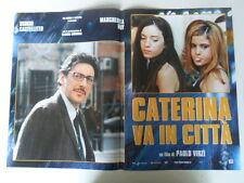 """#LOCANDINA FILM """"CATERINA VA IN CITTA'"""" (B)"""