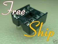 10X 8 PIN DIP DIP8 IC Socket Adapter Sockets solder