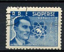 Albania 1959 SG#627 11L World Peace Council Cto Used #A30925