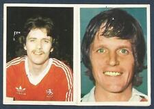 DAILY STAR FOOTBALL-1981- #187/227-MIDDLESBRO-TERRY COCHRANE-SOTON-MICK CHANNON