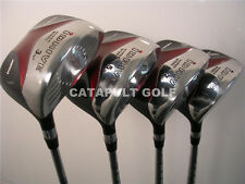 NEW +1 XXL SQUARE LONG TALL 3 5 7 9 WOOD SET GOLF CLUBS