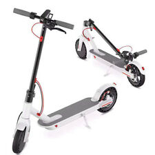 350W Electric Scooter Commuting Electric Adult Electric Scooter White Color