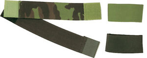 4 Pack Elastic Blousing Garters Military Uniform Stretch Boot Bands Straps Hook